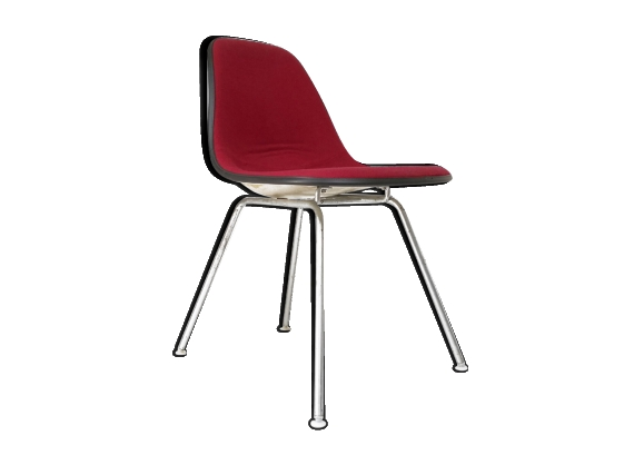 Chaise DSX, Charles et Ray Eames pour Herman Miller