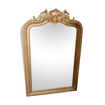 Miroirs vintage d 39 occasion for Miroir ancien occasion