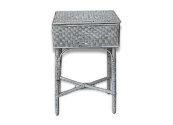 petit meuble ouvrant chevet ou console bois mat riau dans son jus classique 87327. Black Bedroom Furniture Sets. Home Design Ideas