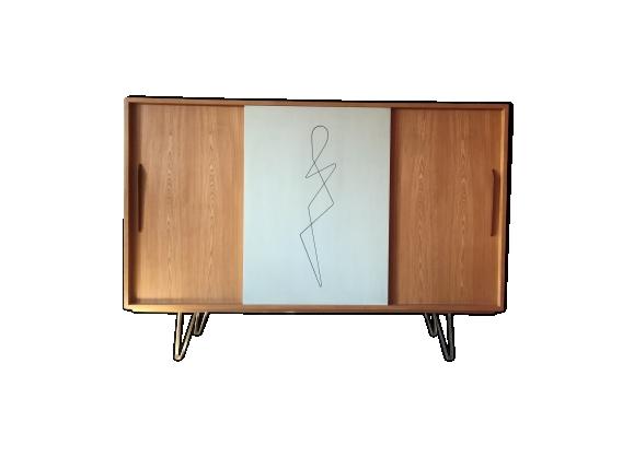 buffet bahut achat vente de buffet pas cher. Black Bedroom Furniture Sets. Home Design Ideas