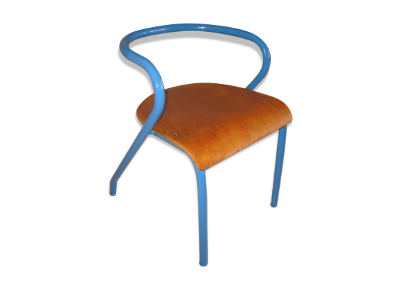 chaise enfant des ann es 50 fer bleu bon tat vintage 00743c27c5a73490b9e33178d7b7bc7e. Black Bedroom Furniture Sets. Home Design Ideas