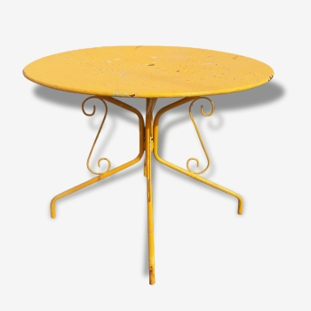 Tabouret vintage en rotin et bambou chambre d 39 enfant si ge d 39 angle bas r tro 1970 d co r tro - Table jardin vintage montpellier ...