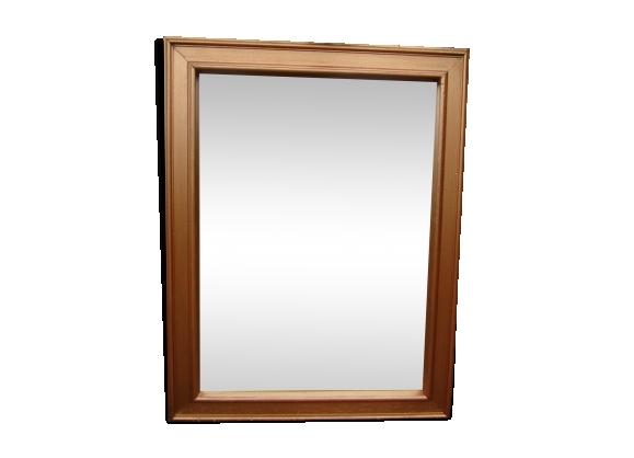 Miroir cuivré