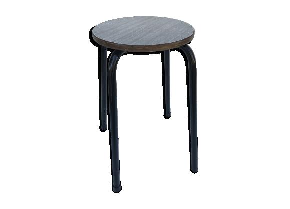 tabouret formica achat vente de tabouret pas cher. Black Bedroom Furniture Sets. Home Design Ideas