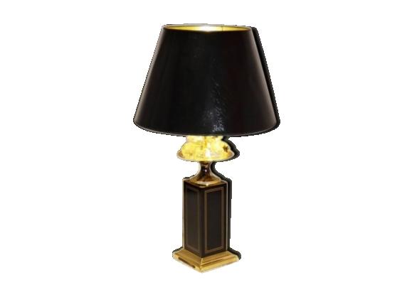 Ancienne lampe de bureau laiton eur picclick fr