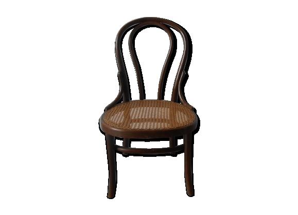 Chaise De Nourrice Canne Thonet