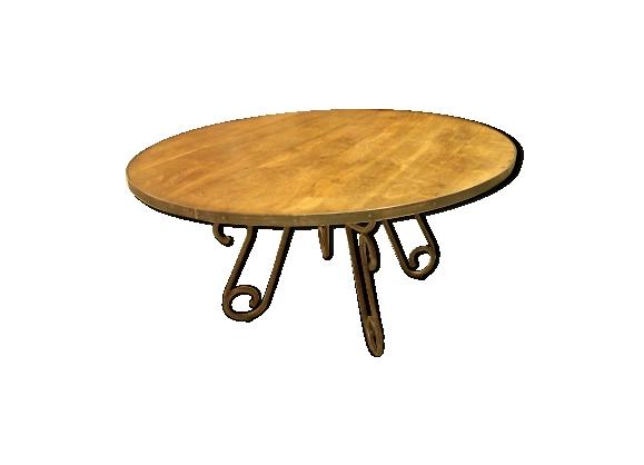Grande table en chêne
