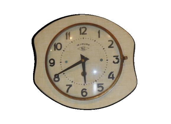 Horloge formica achat vente de horloge pas cher for Horloge originale pas cher