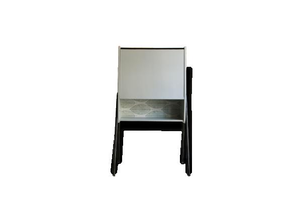 secr taire des ann es 50 bois mat riau vert bon tat vintage 153471. Black Bedroom Furniture Sets. Home Design Ideas