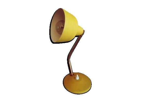 Lampe de table granité 1950