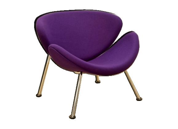 Chair orange slice Pierre Paulin for Artifort