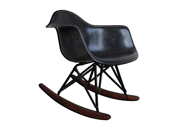 Rocking-chair par Charles & Ray Eames pour Herman Miller, 1960