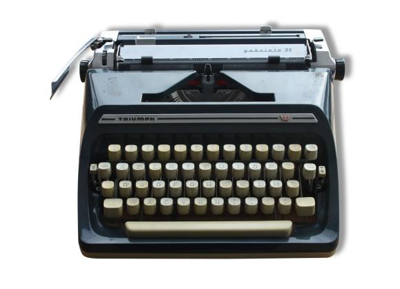 Machine a Ecrire Vintage