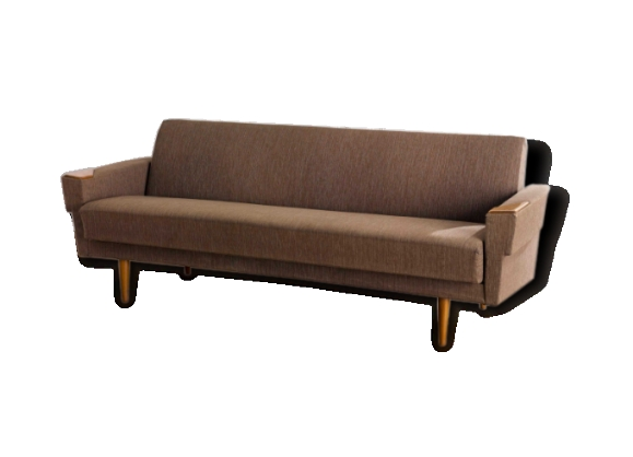 Canap banquette convertible for Canape banquette convertible