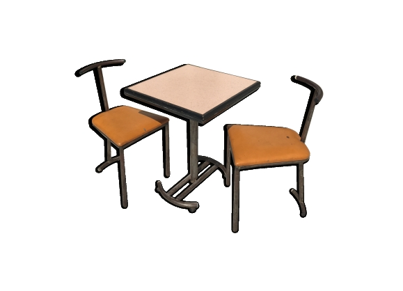 Chaises table bistrot - Table et chaises bistrot ...