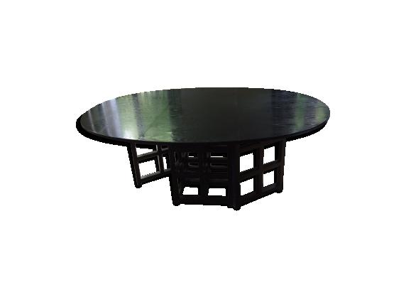 Table ovale Macintoch