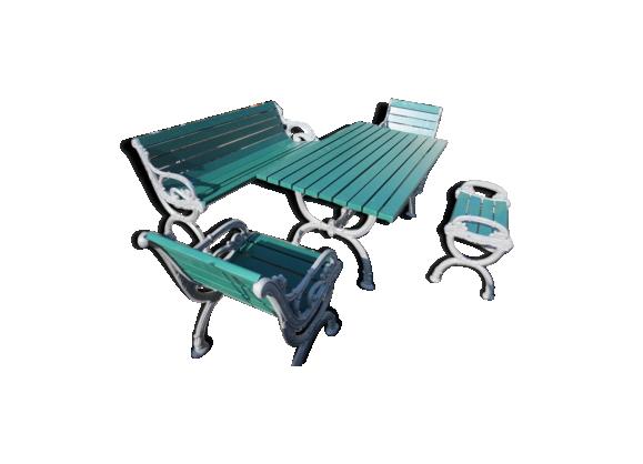 quel mat riau choisir pour mon salon de jardin. Black Bedroom Furniture Sets. Home Design Ideas