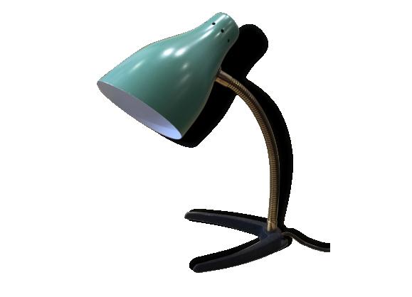 lampe de chevet vintage 1950 le fait main. Black Bedroom Furniture Sets. Home Design Ideas