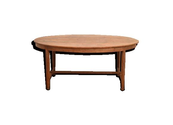 Table en vieux teck indien