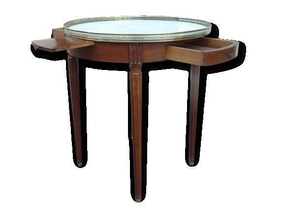 Table ancienne de jeu style Louis XVI