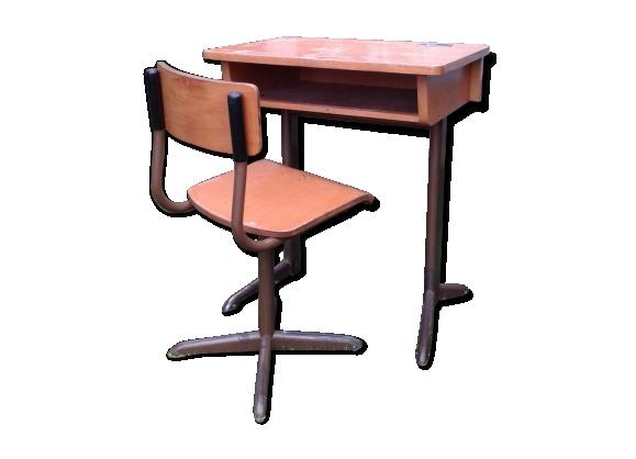 Bureau enfant vintage - Bureau et chaise pour bebe ...