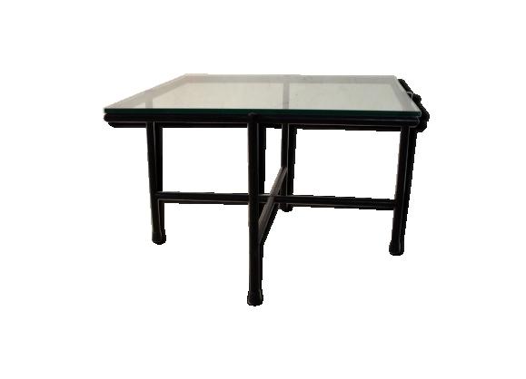 Table basse design carré