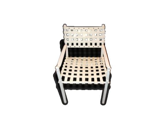 Chaise de jardin années 50 - design italien