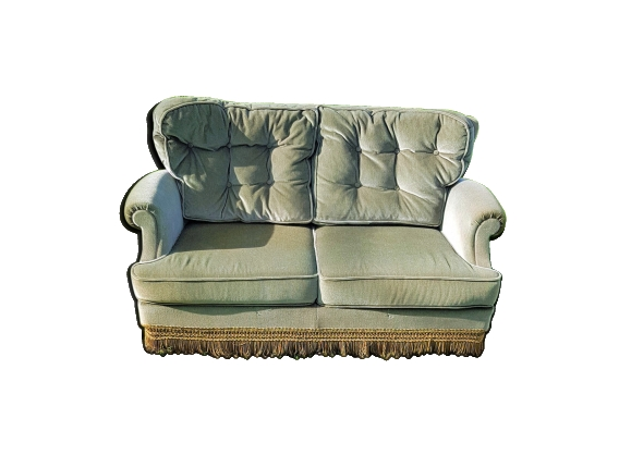 canap velours vert. Black Bedroom Furniture Sets. Home Design Ideas