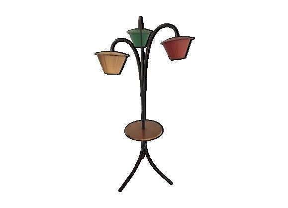 lampadaire 3 achat vente de lampadaire pas cher. Black Bedroom Furniture Sets. Home Design Ideas