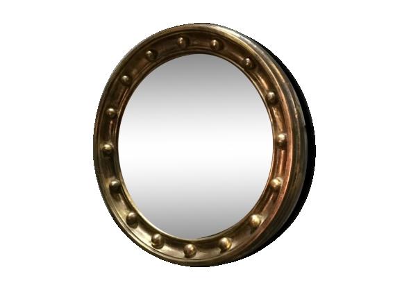 Miroir convexe en résine