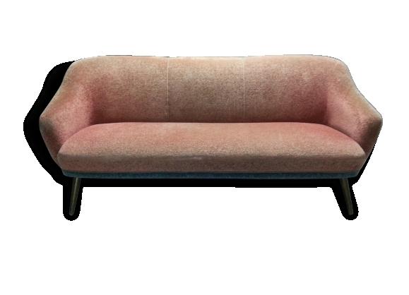Canapée Danois années 50 60 et son fauteuil