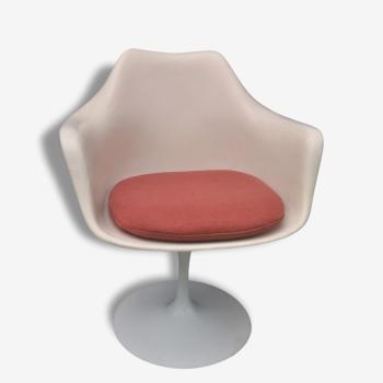 Eero saarinen meubles sign s eero saarinen vintage d 39 occasion - Fauteuil knoll tulipe ...