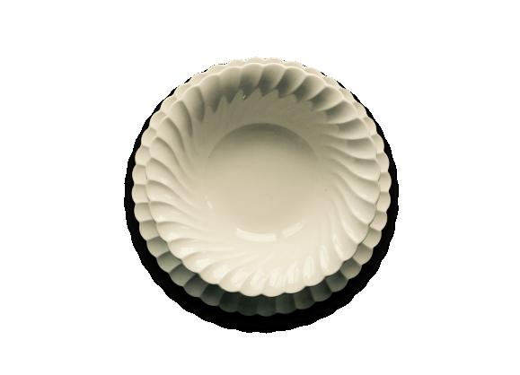 Myott Staffordshire Saladier et Grande assiette de présentation modèle Olde Chelsea