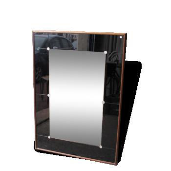 Miroir bistrot art déco