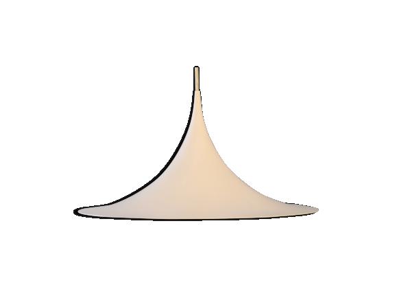 Suspension design danois fog morup m tal blanc bon for Chambre design danois