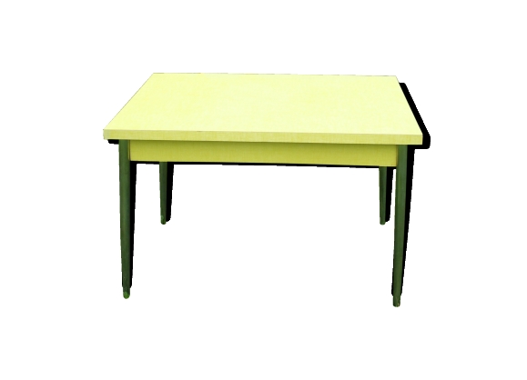 interesting table formica jaune with table formica neuve. Black Bedroom Furniture Sets. Home Design Ideas