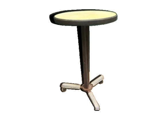 Table bistro années 50