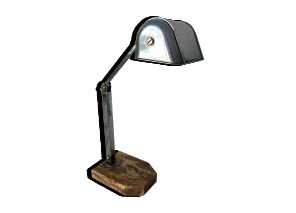 lampe vintage ann e. Black Bedroom Furniture Sets. Home Design Ideas