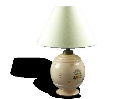 Décoration LAMPE rose