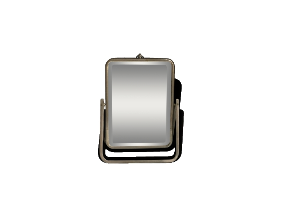 Miroir barbier achat vente de miroir pas cher for Miroir annees 50