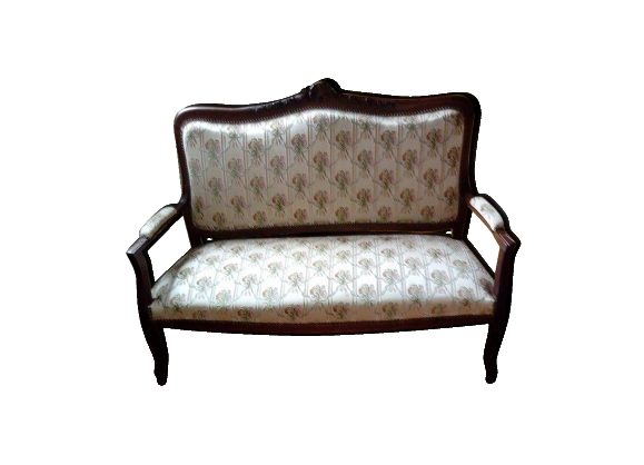 Canapé style Louis XVI