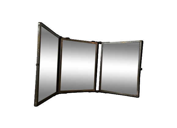 Miroir triptyque vintage