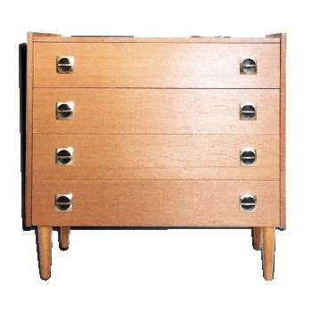 meuble de rangement vintage d 39 occasion. Black Bedroom Furniture Sets. Home Design Ideas