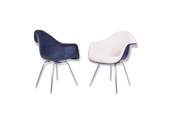 chaise eames dax fibre de verre bleu bon tat design 317bea85d5bd3755994e562114b90f16. Black Bedroom Furniture Sets. Home Design Ideas