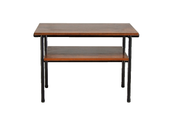 Table basse double plateau , 1960