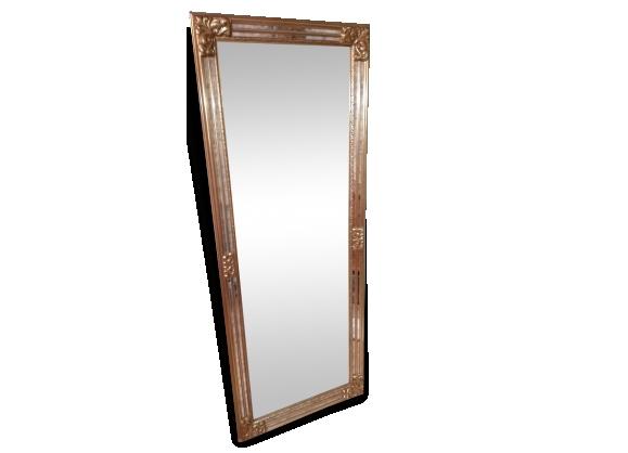 miroir grand achat vente de miroir pas cher. Black Bedroom Furniture Sets. Home Design Ideas