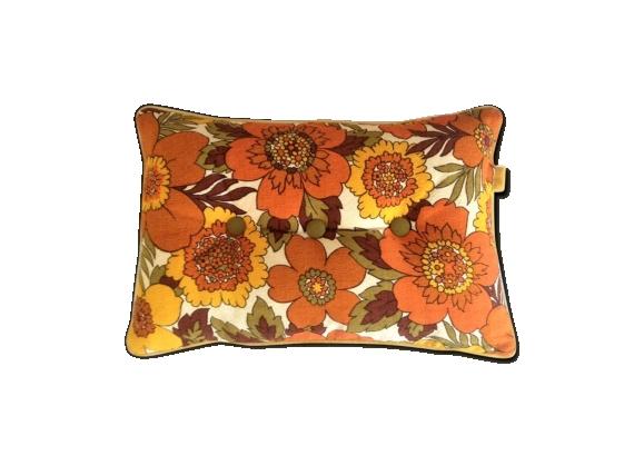 coussin orange achat vente de coussin pas cher. Black Bedroom Furniture Sets. Home Design Ideas