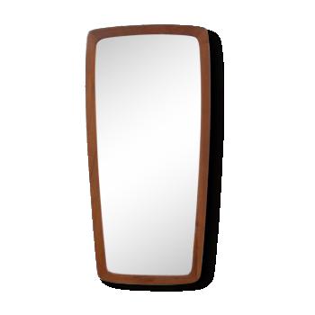Miroir Scandinave Oblique - Vintage