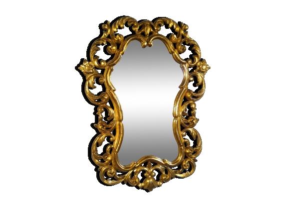 Miroir baroque vers 1970's