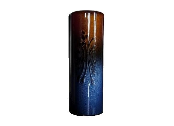 Vase flammé par Oscar Ducci Cellarosi années 50 60